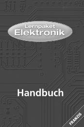 Leseprobe Handbuch - Wissenschaft Online