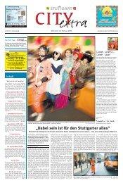City Extra - Stuttgarter Zeitung