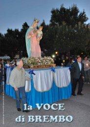la VOCE di BREMBO la VOCE di BREMBO - Oratorio Brembo di ...