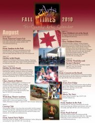 August - Worcester County Tourism