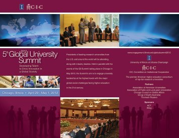 Download Brochure - Public Engagement - University of Illinois at ...