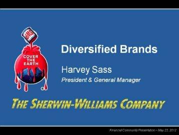 Diversified Brands