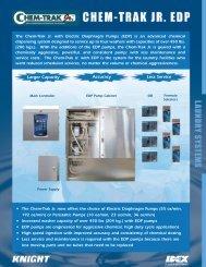 Get Chem-Trak with EDP Brochure - knight llc