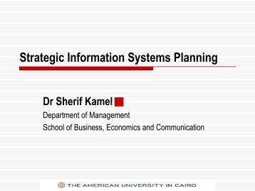 information systems strategic plan With a continuing focus on training and best practice dissemination the strategic plan aims to empower teachers and researchers to innovate, staff to use it systems effectively, and students to improve their digital literacy for discovering, evaluating, and creating information using digital technologies.