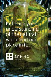 Enhance your understanding of the natural world and our place in it.