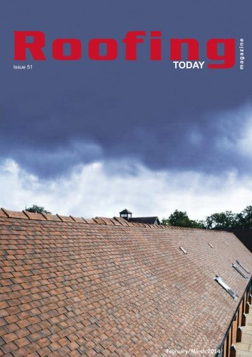 Roofing Today Issue 51 Feb-Mar 2014