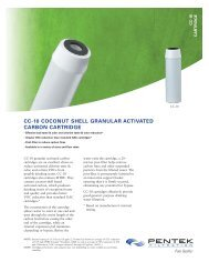 cc-10 coconut shell granular activated carbon cartridge - Filters Fast
