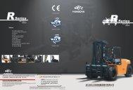 10 ton diesel forklift.pdf - MHE NEXT Engineering Pvt Limited
