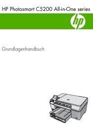 1 Übersicht über den HP All-in-One - Hewlett Packard