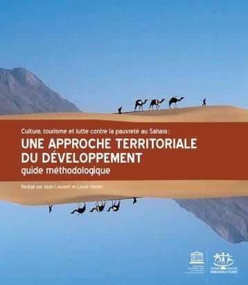 Culture, tourisme et lutte contre la pauvreté au ... - unesdoc - Unesco