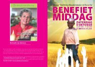ZATERDAG - stichting Weeskinderen in Rwanda