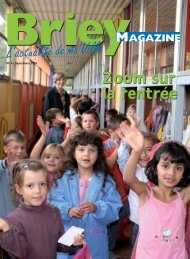 N° 4 - Septembre 2005 - Briey