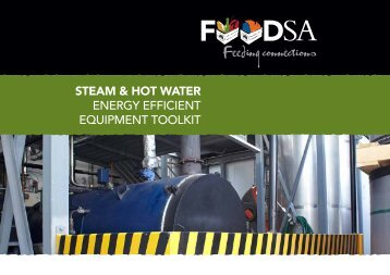 Steam and hot water - Food South Australia