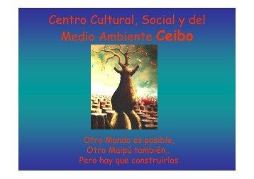 Centro Cultural, Social y del Medio Ambiente Ceibo