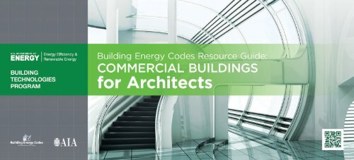 Commercial Buildings for Architects - Building Energy Codes