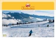 Download Preisliste Winter (PDF) - Hotel Oberlechner