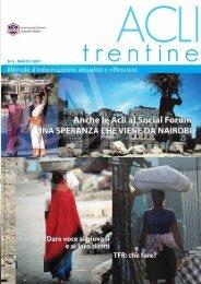 marzo 2007 Mile.indd - ACLI Trentine