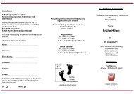 Flyer und Anmeldung zum 6. Fachtag Kinderschutz