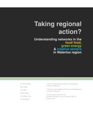 2012 Vinodrai et al EDCO Taking Regional Action - Faculty of ...