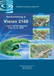 Vision 2100 - Aalborg Forsyning