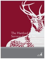 2006 Notice of Annual Meeting of Shareholders and ... - The Hartford