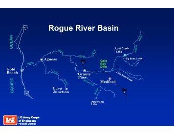 Rogue Riv ver Basin