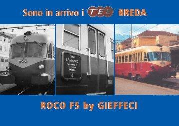 ROCO FS by GIEFFECI Sono in arrivo i BREDA - FERRAMATORI.it