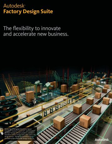 Autodesk Factory Design Suite 2013 Brochure - Ad-Tech Inc