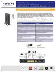 Cisco Model DPC3827 and EPC3827 DOCSIS 3 0 8x4 Wireless