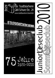2011 jahresbericht 2010