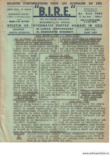 BIRE NR. 220 - arhivaexilului.ro