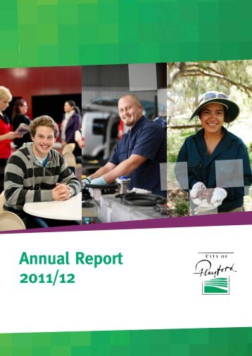 Annual Report 2011/12 - City of Playford - SA.Gov.au