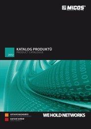 datové sítě (pdf, 5MB) - MICOS, spol. s ro