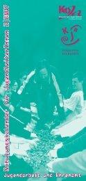 Schulungskalender für JugendleiterInnen 2/2007 - Kommunale ...