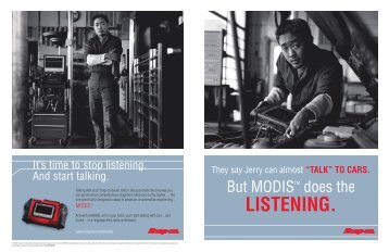 LISTENING. - Snap-on