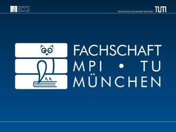 Folien (PDF) - Fachschaft Mathematik/Physik/Informatik