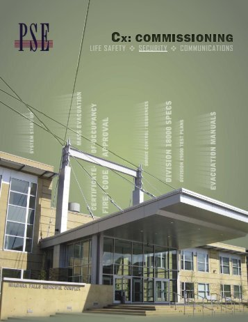 Commission Services - Professional Systems Engineering, LLC