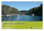 Complete Document (11MB) - Pittwater Council