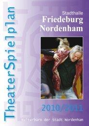 heater pielplan - Stadthalle ''Friedeburg'' Nordenham