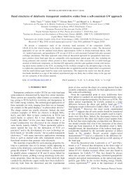 Phys. Rev. B 82, 085115 (2010): Band structures of delafossite ...