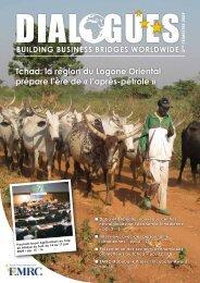 Tchad: la région du Logone Oriental prépare l'ère de « l ... - EMRC