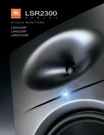 LSR2325P - JBL Professional