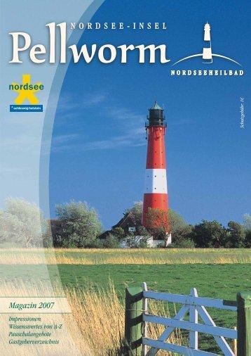 Die Insel auf einen Blick - Nordsee Insel Pellworm