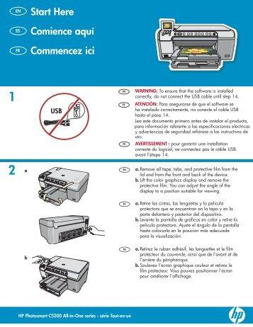Imprima una foto de 10 x 15 cm (4 x 6 pulgadas) - Hewlett Packard