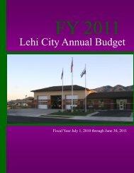 2011 Budget Doc-Final.pdf - Lehi City