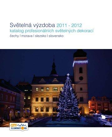 čechy   morava   slezsko   slovensko - CITY ILLUMINATIONS