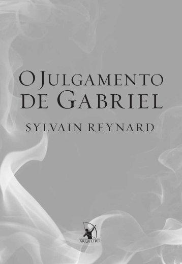 de gabriel - Editora Arqueiro