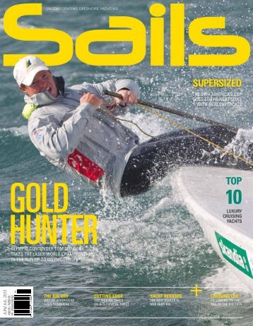 Sails Magazine Review - Dehler