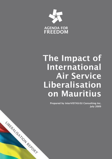 The Impact of International Air Service Liberalisation on Mauritius