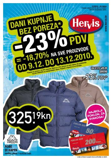 23% - Hervis